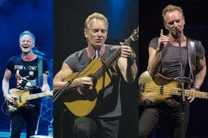 Sting's Concert at Slavkov u Brna Cancelled Due to Illness