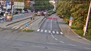 Video: A 13-Year-Old in Brno Checking his Phone Swept Away by a Tram