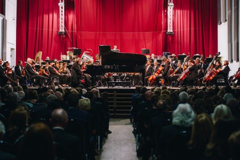 In Photos: Filharmonie Brno Season-opening Concert