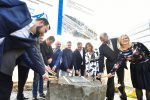 Foundation Stone Laid For Tramline Extension To University Hospital and Campus