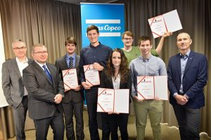 Two Awards Recognise Talented Graduates In Technical and Economic Fields
