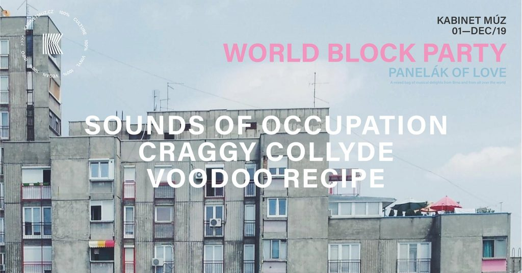 World Block Party: Panelák of Love