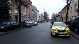 Explosive Substances Found in Apartment on Šámalova After Apparent Suicide of Occupant and Evacuation of 70 Residents
