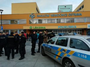 Six Dead and Three Injured After Man Opens Fire In Ostrava's University Hospital