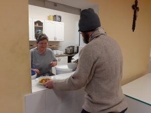 Food, Warmth and Kindness: How a Brno Homeless Shelter Helps People Recover Their Dignity, and Saves Lives