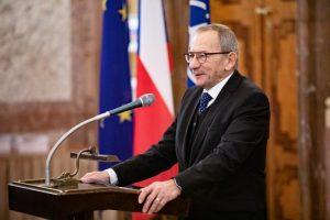 Senate President Jaroslav Kubera Dies Aged 72