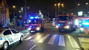 In Brief: Brno Fire Department Contains Two Fires on Friday Evening