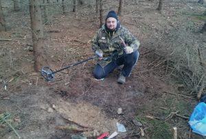 No Reward For Amateur Treasure Hunter From Blansko