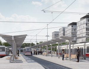 "In Brief: New Website to Track ""Tramline to Campus"" Project"
