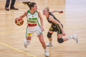 Brno Sports Weekly Report — Women's Hoops, Volleyball Have Derbies This Weekend