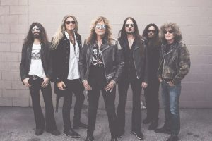 Whitesnake and Europe Concert in May Cancelled Due To Singer's Health