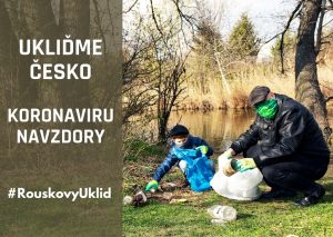 "Volunteers Can Still ""Clean Up The Czech Republic"" – If They Are Alone or With Family"