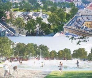 Moravské Náměstí To Undergo Full Reconstruction
