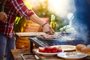 Most Czechs Get Their Grill Going At Least Once a Month, Says Survey