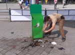 Home-Made Bomb Explodes In Man's Bag At Brno Tram Stop