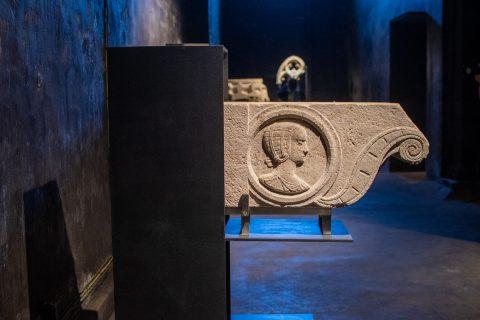 In Photos: Lapidarium Opens At Brno's Spilberk Castle