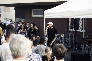 """Ghettofest: The Sounds and Colours of the """"Brno Bronx"""""""