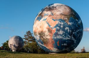 Explore an Inflatable World and Watch Sci-Fi Films For Free at Brno Observatory