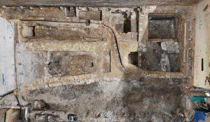 In Photos: Archaeological Discoveries From Římské Náměstí