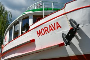 In Photos: Historic Ship 'Morava' Joins the Dam Fleet With Official Ceremony