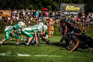 Brno Sports Weekly Report — Who's Ready For Some (American) Football?