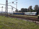 80 Evacuated From Derailed Train Near Brno