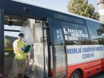 South Moravian Region To Contribute Funds To FN Brno's Mobile Covid-19 Testing Bus