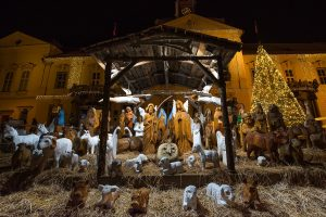 Iconic Halouzek Nativity Scene Will Again Represent The Spirit of Brno Christmas