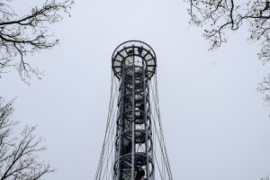 In Photos: Lookout Tower at Holedná Opens To the Public