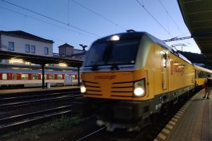 RegioJet Plans Expansion of International Night Train Routes