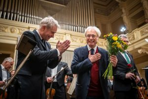 Czech Radio Broadcasts Performance By Brno Philharmonic Orchestra