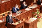 State of Emergency Extended To February 14th; Debate Marred By Fight In Chamber