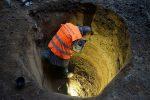 Archaia Brno Completes 9-Metre Excavation Under Římské náměstí