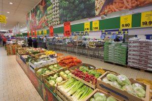 Parliament Approves Mandatory Minimum Quotas for Czech Food In Shops
