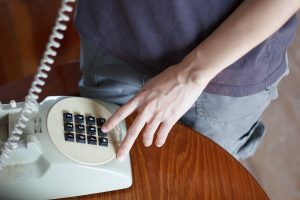Grumpy Br(u)no: Whatever Happened to Telephone Calls?