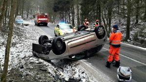 Transport Failures and Homes Left Without Electricity Due to Ice and Snow