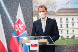 Slovak PM Matovič To Resign and Swap Role With Finance Minister
