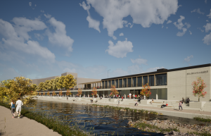 Revitalisation of Svratka Waterfront To Protect City Centre From Flooding