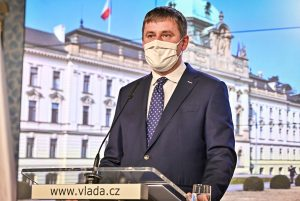 Czech Foreign Minister Petříček Dismissed From Office