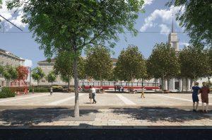 Winning Entry Chosen In Architectural Redesign of Náměstí Míru