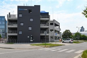 New Park and Ride Facility Opens on Polní in the South of Brno