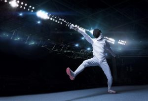 Brno's Alexander Choupenitch Takes Fencing Bronze Medal In Tokyo