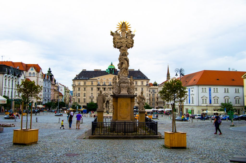 The highly prestigious title offers an opportunity to raise the profile of Brno on the international level. Photo: KK.
