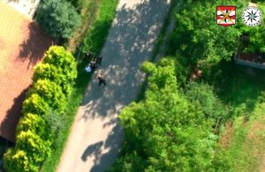 29-Year-Old Man Arrested In Křenovice On Saturday After Helicopter Chase Now Suspected of Murder