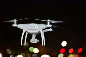 Brno To Become First Czech City To Host A Public Drone Light Show On Saturday