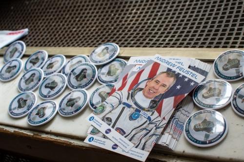 Andrew Feustel, NASA's American Astronaut, Visiting Brno (1)