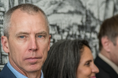 Andrew Feustel, NASA's American Astronaut, Visiting Brno (21)