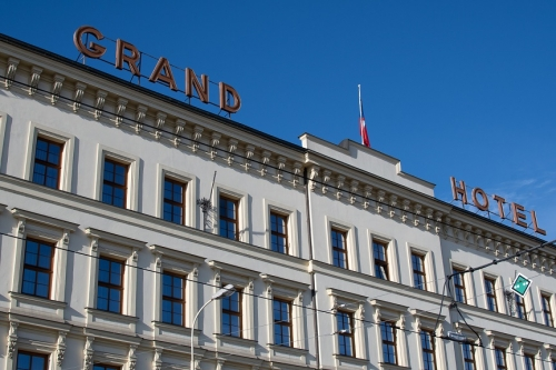 BD Grand hotel brno benesova trida