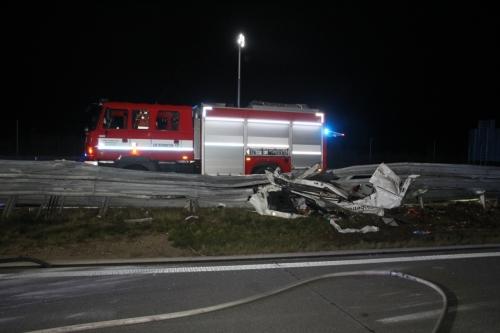HZS Středočeského kraje - d1 highway prague brno incident 03