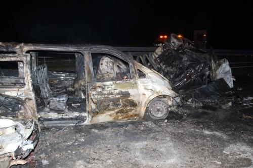 HZS Středočeského kraje - d1 highway prague brno incident 6